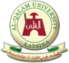 AL-QALAM UNIVERSITY KATSINA